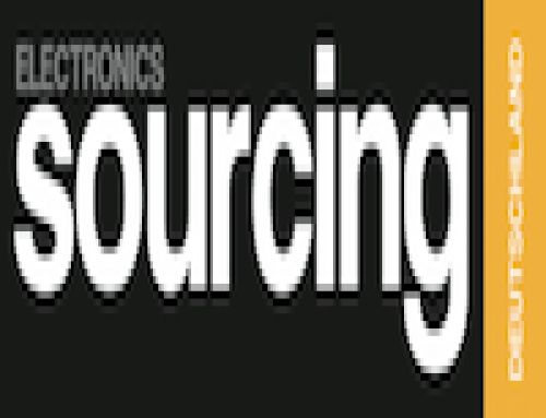 Electronics Sourcing announces German edition with Wolfgang Patelay as editor