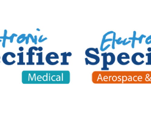 Medical and Aerospace & Defence microsites added to Electronic Specifier's portfolio