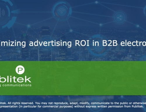 Revealed: how to boost ROI by over 10X in digital, B2B electronics trade media advertising