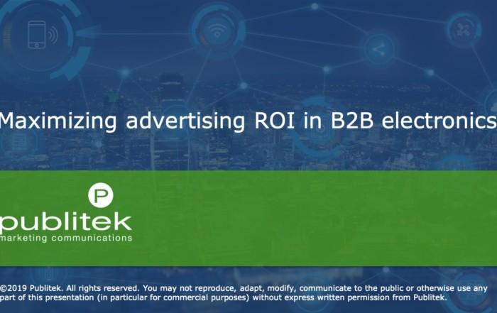 B2B advertising to engineers