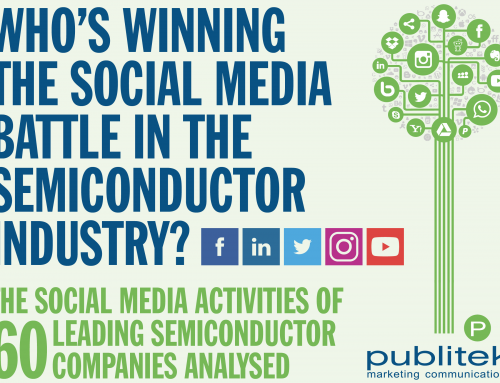 Who won the semiconductor industry social media league?